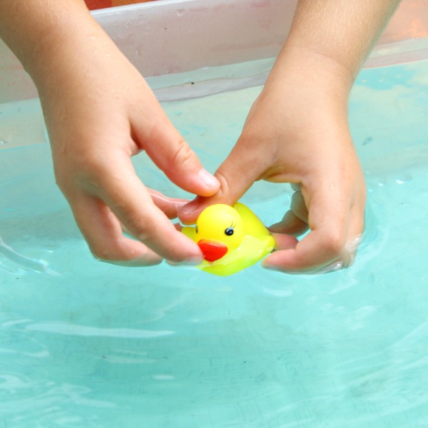 Toddler Duck Activity