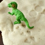 Dinosaur Footprints--preschool activity