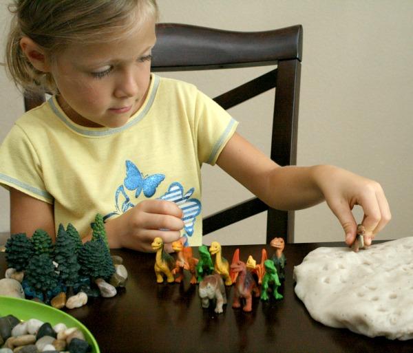 Dinosaur Play Activity