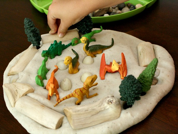 Dinosaur Play for Toddlers