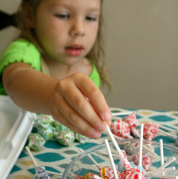 Sorting Lollipops
