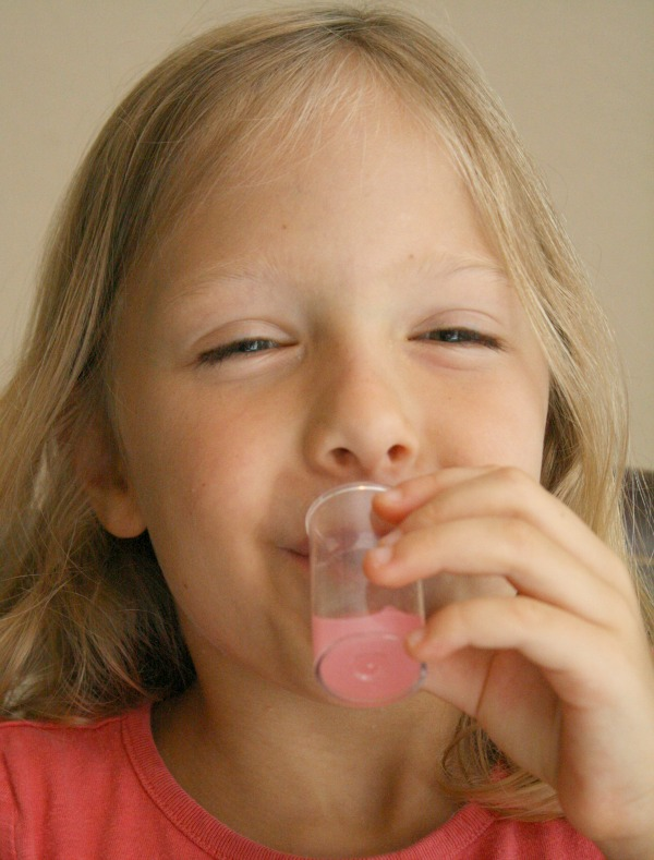 Taste Test~Lollipop Drink Flavors