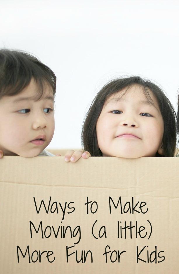Ways to Make Moving More Fun for Kids