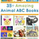35+ Amazing Animal ABC Books for Kids~So many fun books here!