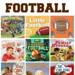 Books About Football~Over 50 footballk books for kids