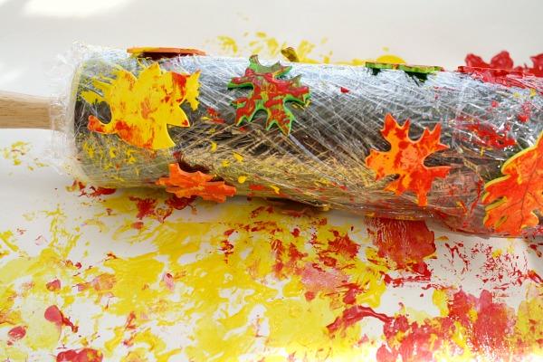 all Leaf Art for Kids