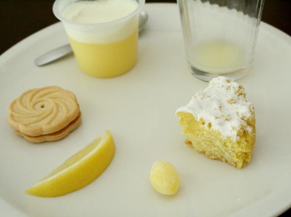 Lemon Foods for Preschool Science