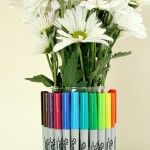 Sharpie Vase Bouquet Gift for Teachers