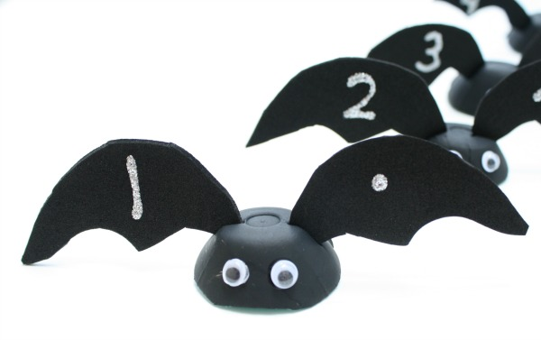 Counting Game for Halloween