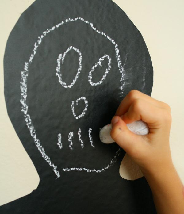 Drawing skeletons