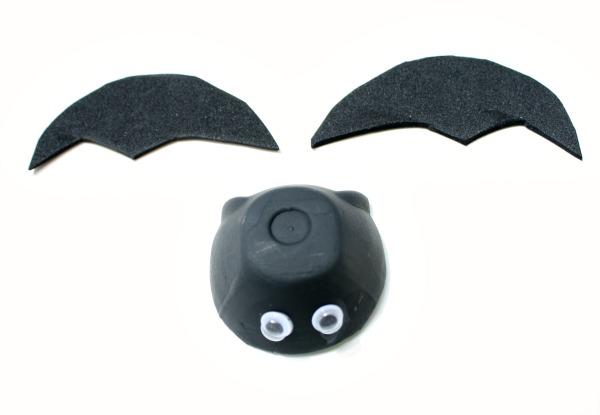 Egg Carton Bat Craft Materials