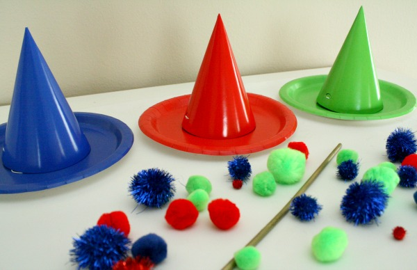 Fairy Hats and Magic Wishes Activity
