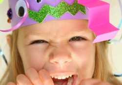 Headband Monster Craft for Kids