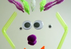 Monster Art and Fine Motor Play