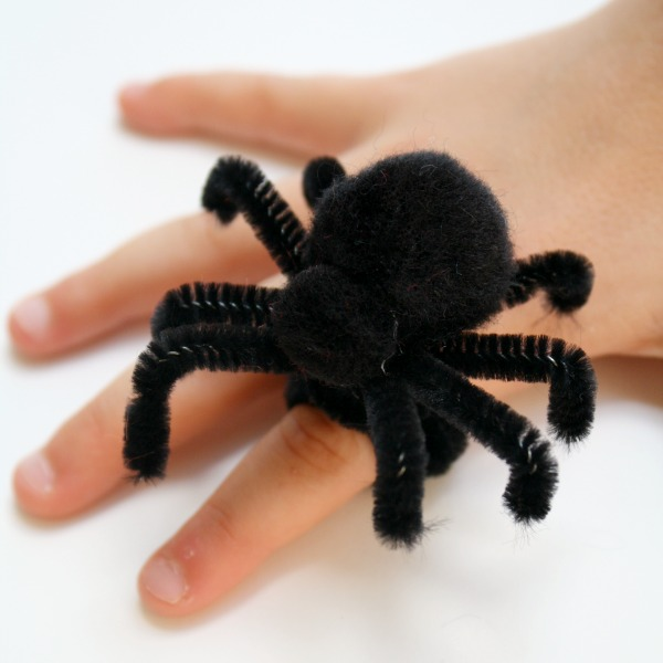Spider ring 2