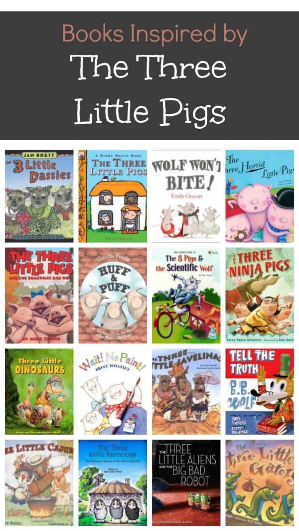 Three Little Pigs Books