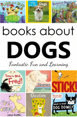 Fluffy, Playful and Cuddly Stories About Dogs~Click through to read summaries of our favorite dog books for kids. Books about dogs for preschool and kindergarten