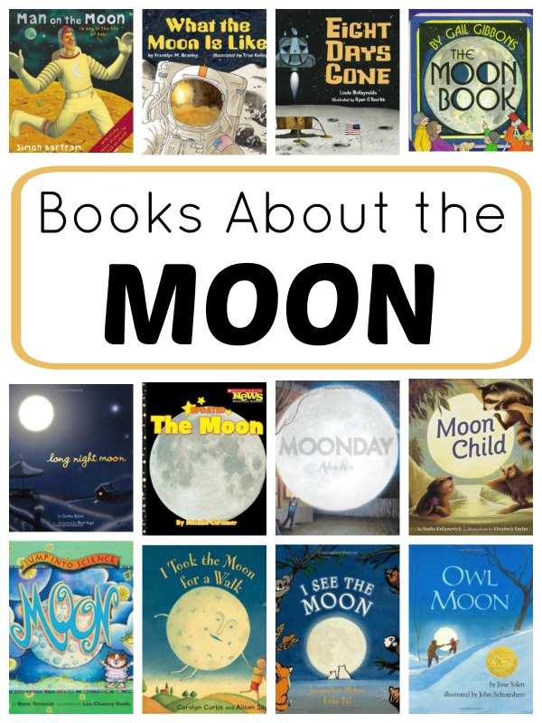Books About the Moon