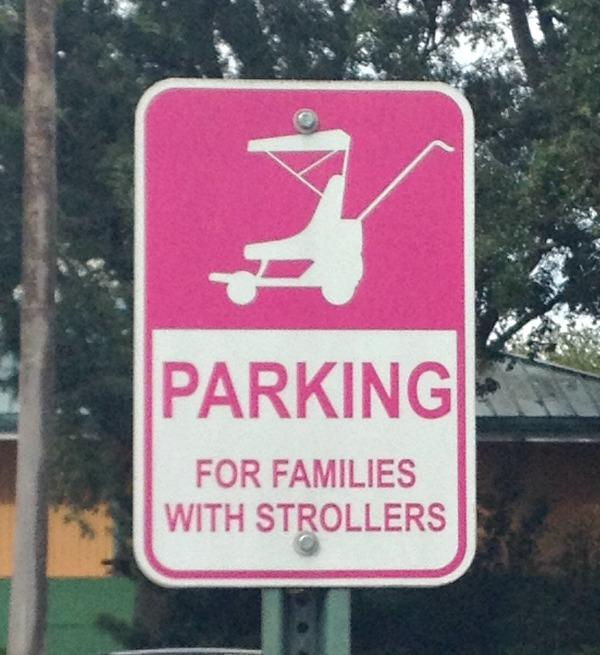 Stroller Parking