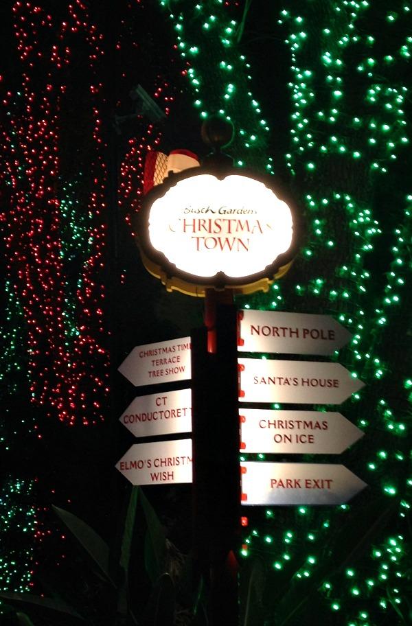 Busch Gardens Christmas Town Holiday Family Fun