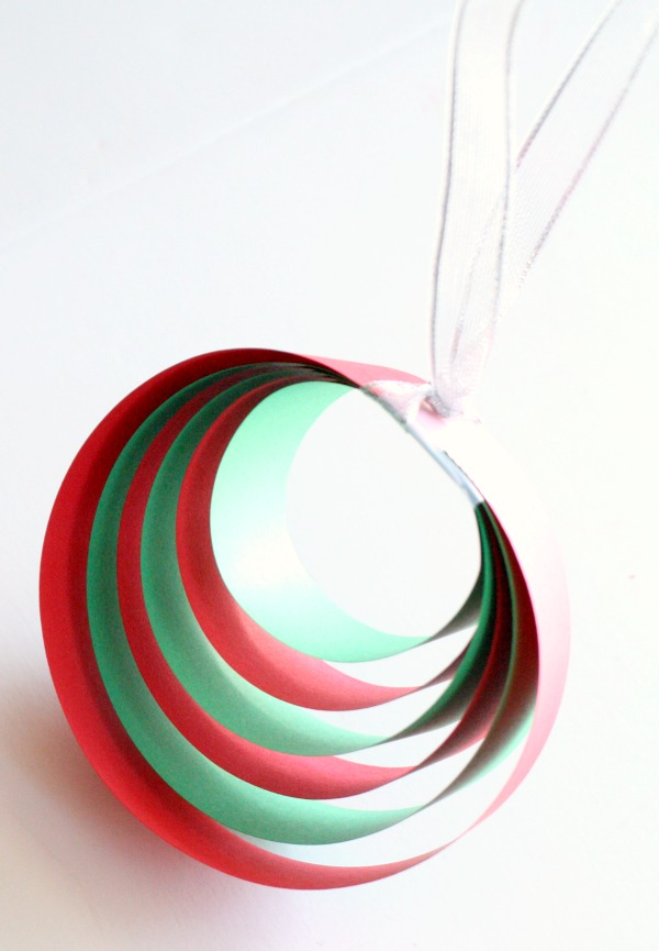 Christmas Ornament Kids Can Make