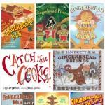 Gingerbread Man Books for Kids