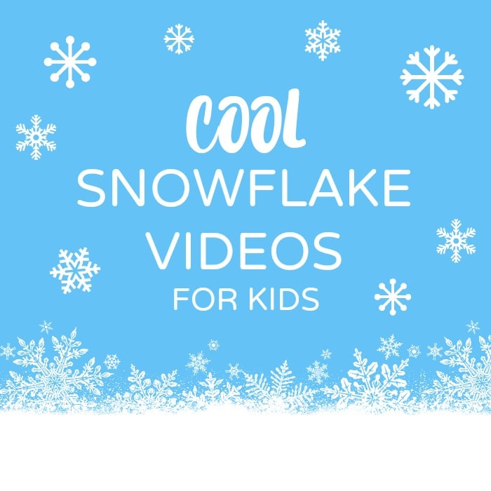 Cool Snowflake Videos for Kids - Fantastic Fun & Learning