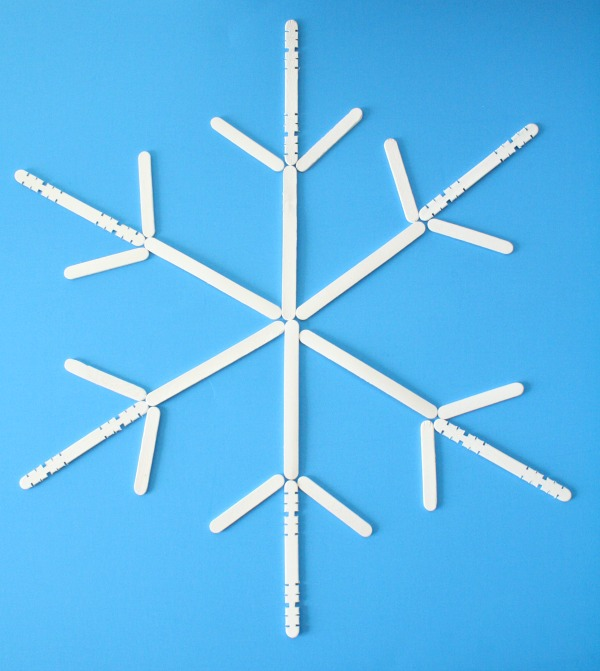 Winter Math Activity for Kids