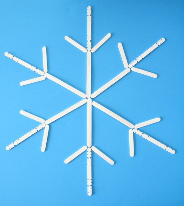 Winter Math Activity for Kids