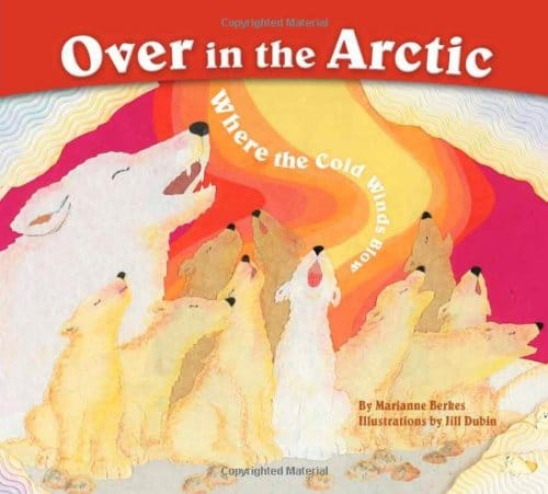 Polar Animal Books for Kids