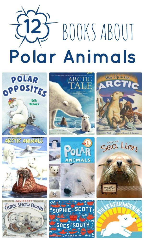 Polar Animal Books