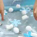 Toddler Winter Activity