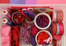 Creation Station Valentine's Day Art for Kids