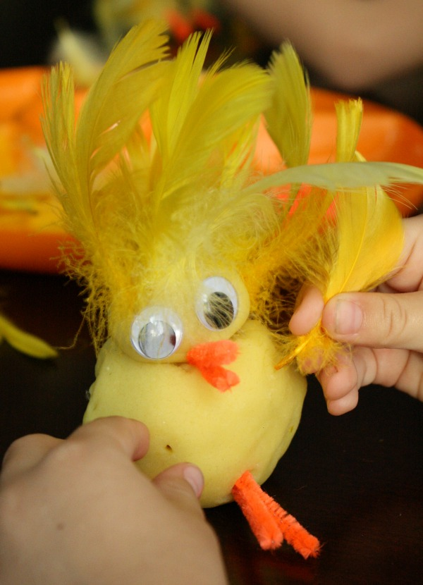 Chick creation