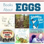 Fiction and Nonfiction Books About Eggs