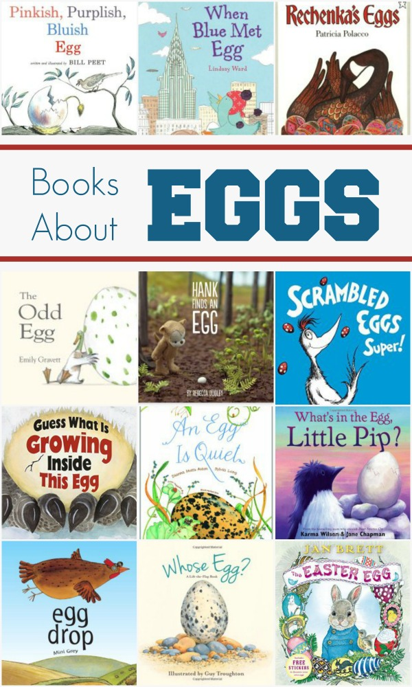 Image of: Preschool Preschool Books About Eggs Fantastic Fun And Learning Books About Eggs Fantastic Fun Learning
