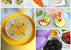 Easter Theme Healthy Snacks for Kids