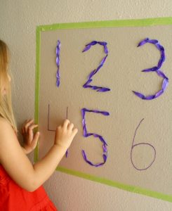 Number Formation Activity
