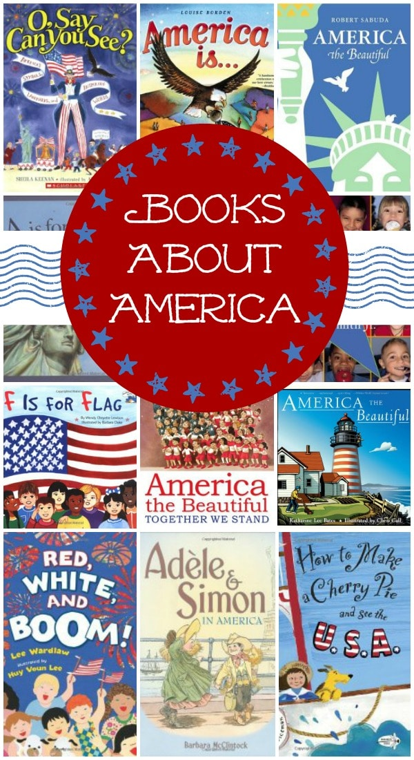 Books About America and the 4th of July
