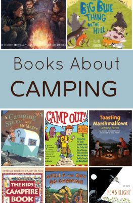 Books About Camping