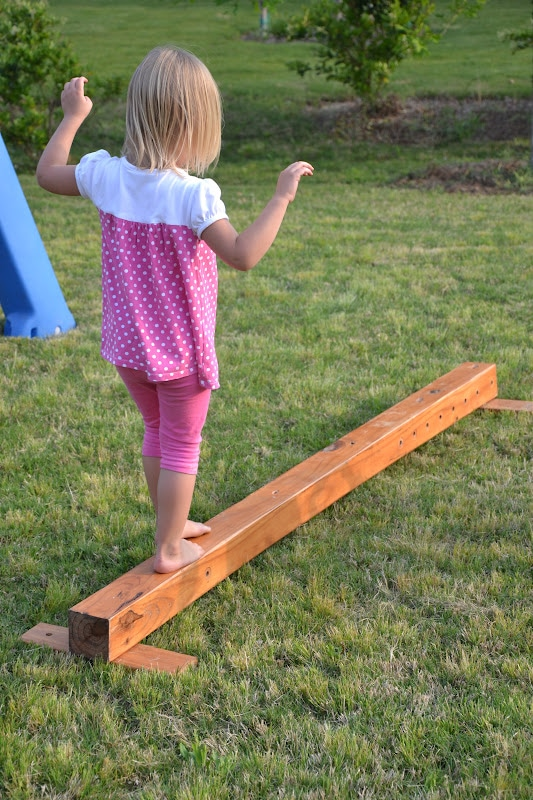 Balance beam tutorial