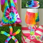 Summer Tie-Dye Projects You Can Wear