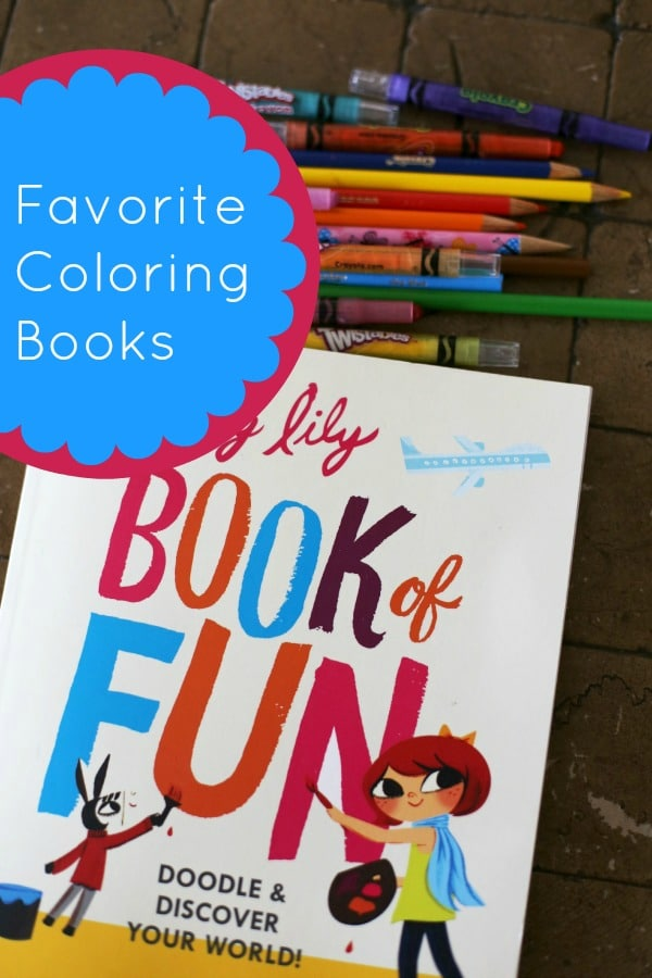 Best Coloring Books for Kids and Kids at Heart~Great Gift Ideas