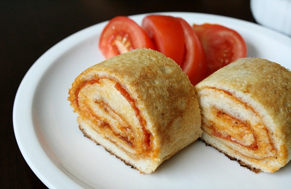 Easy Pizza Roll-Ups that Kids Can Make