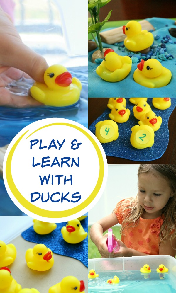 Duck Activities - Fantastic Fun & Learning