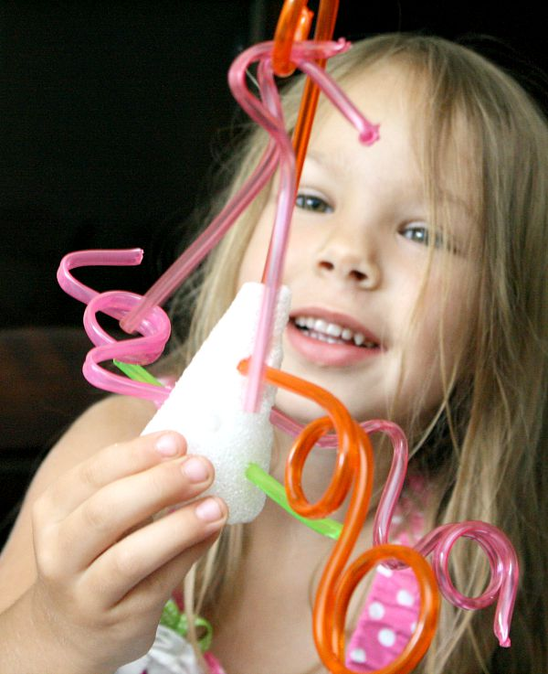 3D Sculpture Art for Preschool