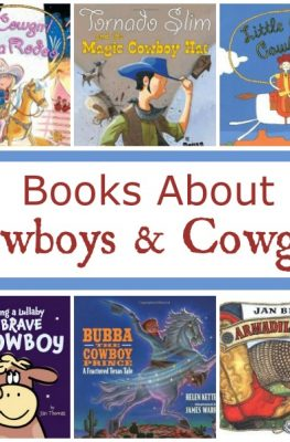 Books About Cowboys and Cowgirls