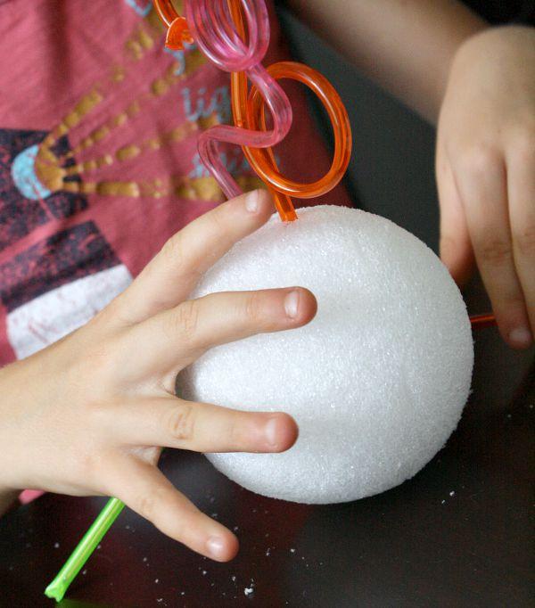 STEM making a sphere balance