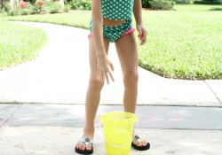 Doubles Rap Water Balloon Math Activity