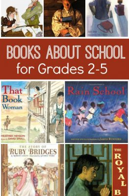 Books About School for Kids Ages 7-10
